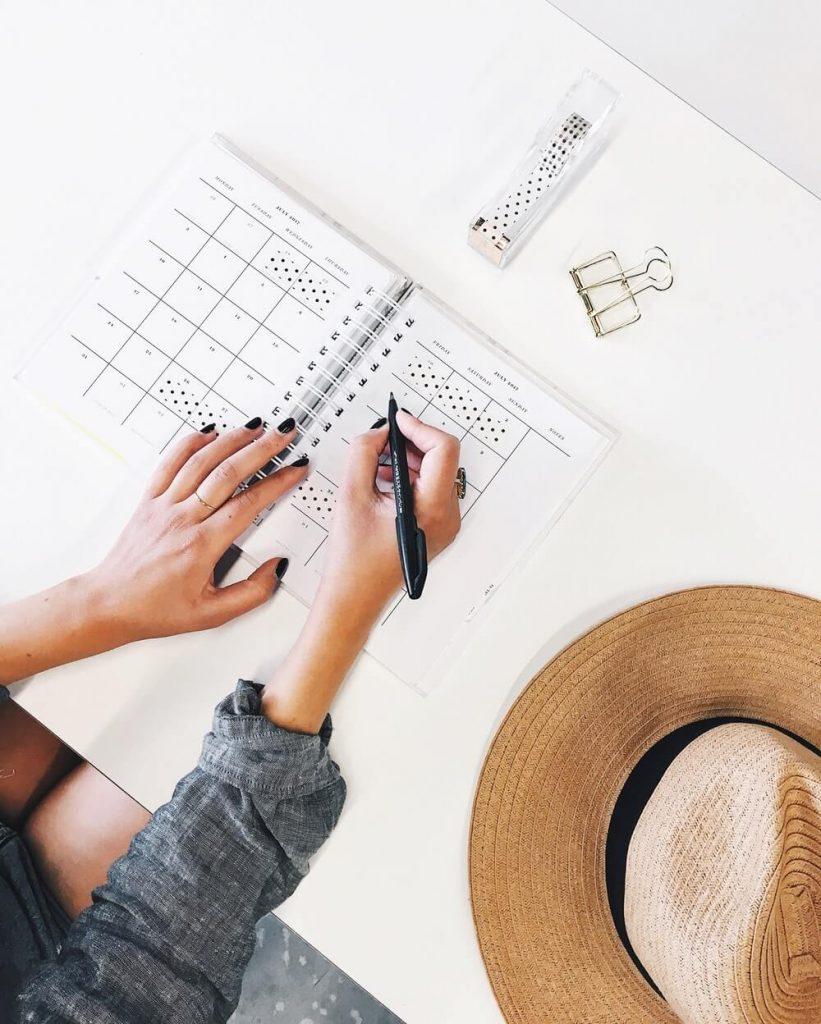 Making detailed business plan
