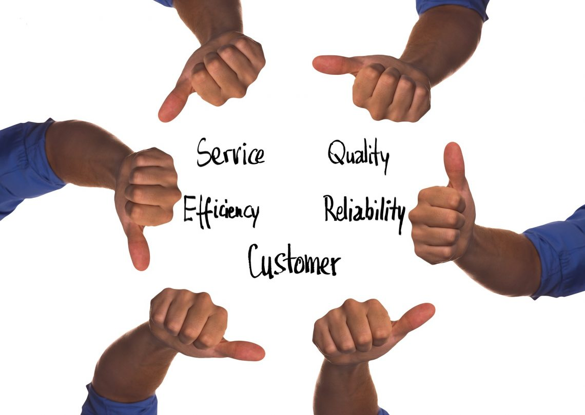 Advice for a brand new business to infuse customers confidence