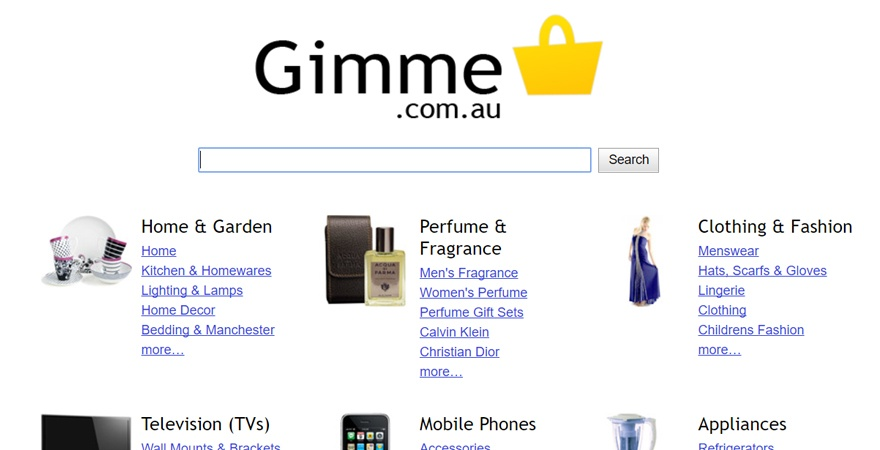 Gimme Shopping Australia