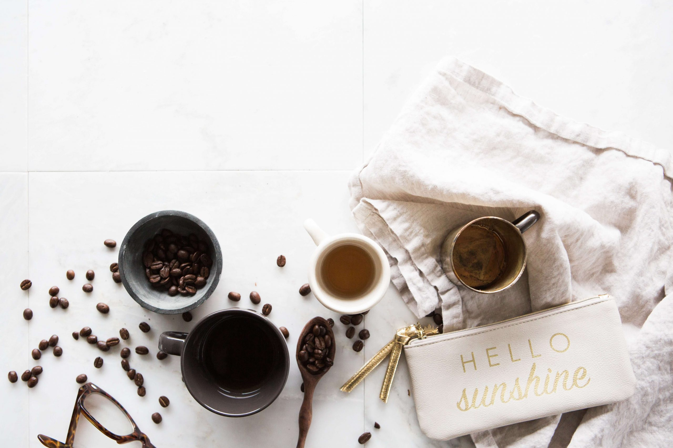 Besides coffee beans, you can consider developing other coffee products to aim at long-term growth, especially for an online platform.